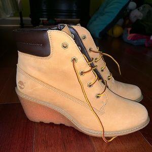 Timberland Amston Wedge Boots